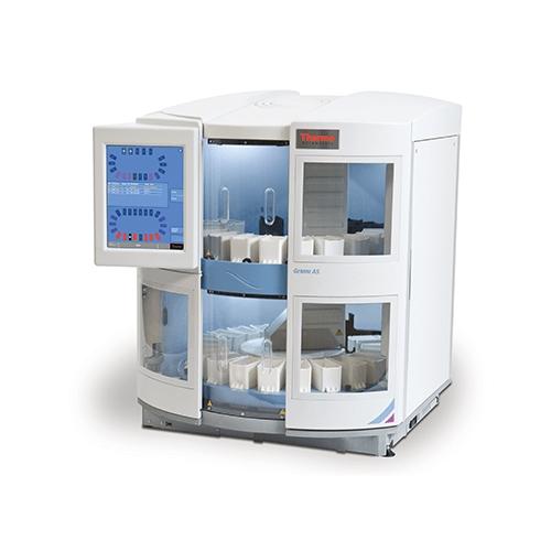 Автомат для окраски Gemini AS