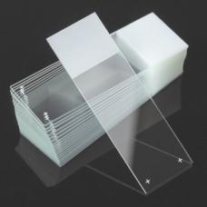 Стёкла предметные с адгезивным покрытием
